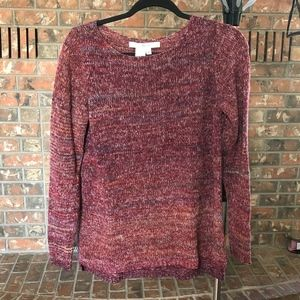 Muti colour sweater